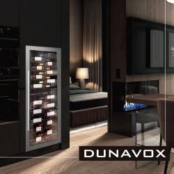 Винный шкаф Dunavox DX-104.375DSS