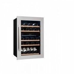 Двухзонный винный шкаф Climadiff AVI47XDZ,