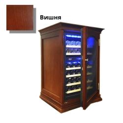 Винный шкаф Cold Vine C34-KBF2 Вишня