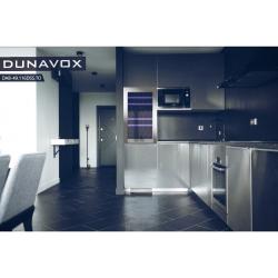 Винный шкаф DUNAVOX DAB-49.116DSS.TO