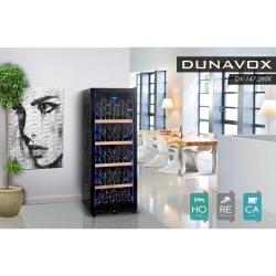 Винный шкаф Dunavox DX-147.280K