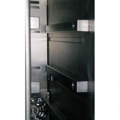 Винный шкаф Dunavox DX-7.20SSK/DP