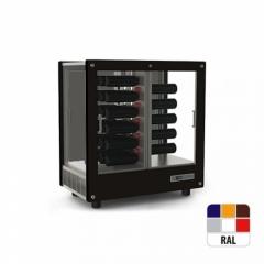 Винный шкаф Cornice Vino CV86S (черный)