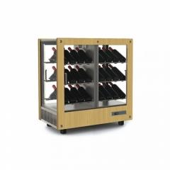 Винный шкаф Cornice Vino CV87V (натуральный)