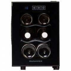 Винный шкаф DunavoxDAT-6.16C
