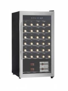 Монотемпературный винный шкаф La Sommeliere LS34A на 34 бутылки