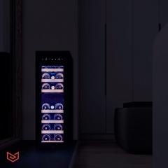 Винный шкаф Meyvel MV19-KBF2