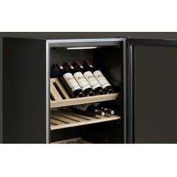 Винный шкаф Vestfrost W 155 Черный