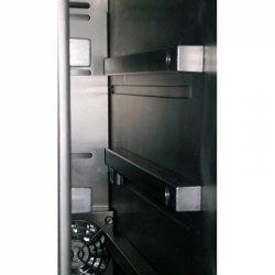 Винный шкаф Dunavox DX-7.20BK/DP