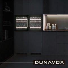 Винный шкаф Dunavox DAB-41.83DSS